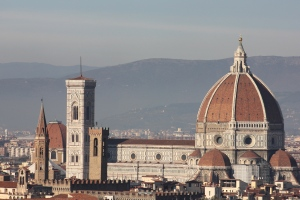 View from Michelangelo's Piazzale